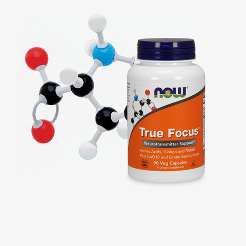 NOW Foods True Focus - #3