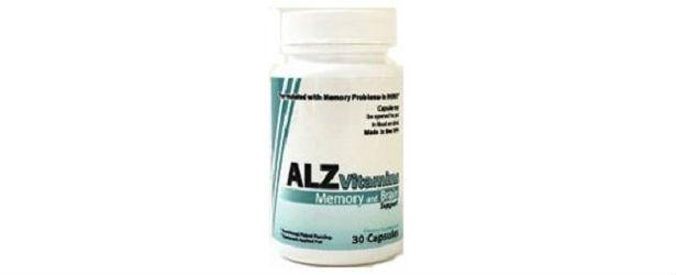 Alz Vitamins Review 615