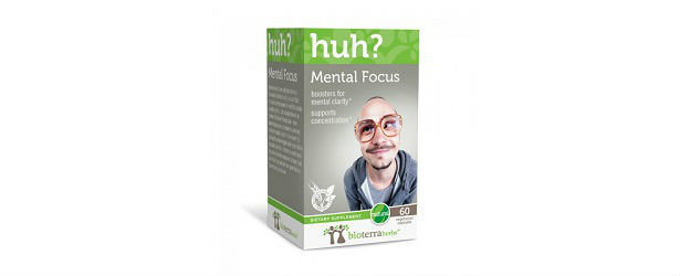 Bio Terra Herbs Mental Focus huh Review 615