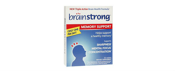 BrainStrong Memory Support Review 615