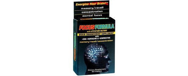 Focus Formula Review 615