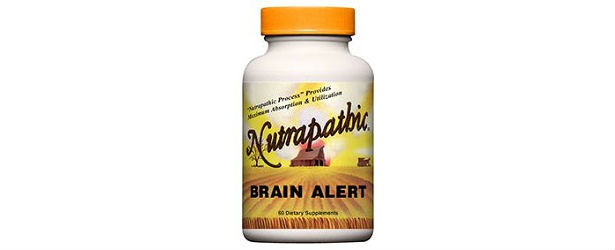 Nutrapathic Brain Alert Review 615