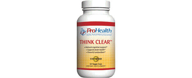 ProHealth Think Clear Review 615