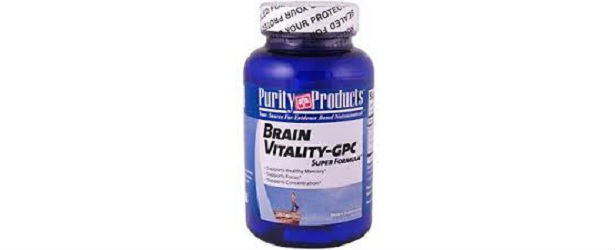 Purity Products Brain Vitality Review 615