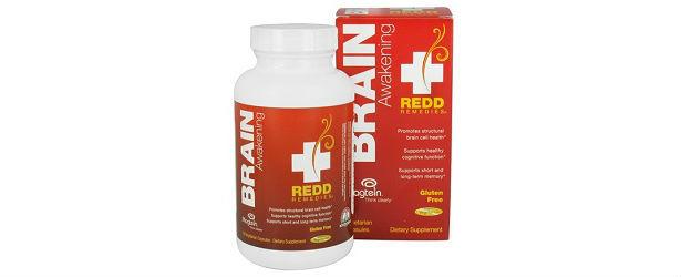 Redd Remedies Brain Awakening Review