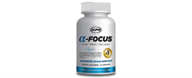 XPI Supplements Alpha-Focus Review