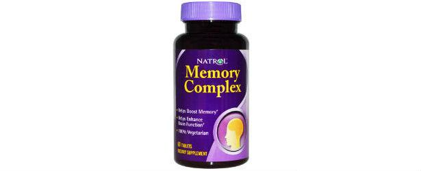 Natrol Memory Complex Review